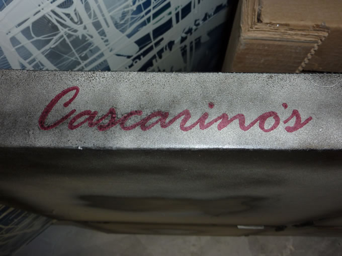 Cascarinos Pizza